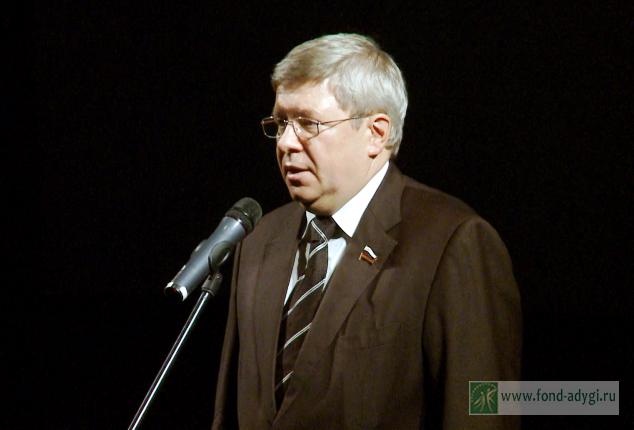 Первый заместитель Председателя Совета Федерации Федерального Собрания Российской федерации Александр  Торшин